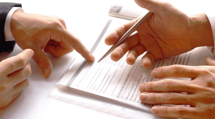 عقد قرارداد حسابداری